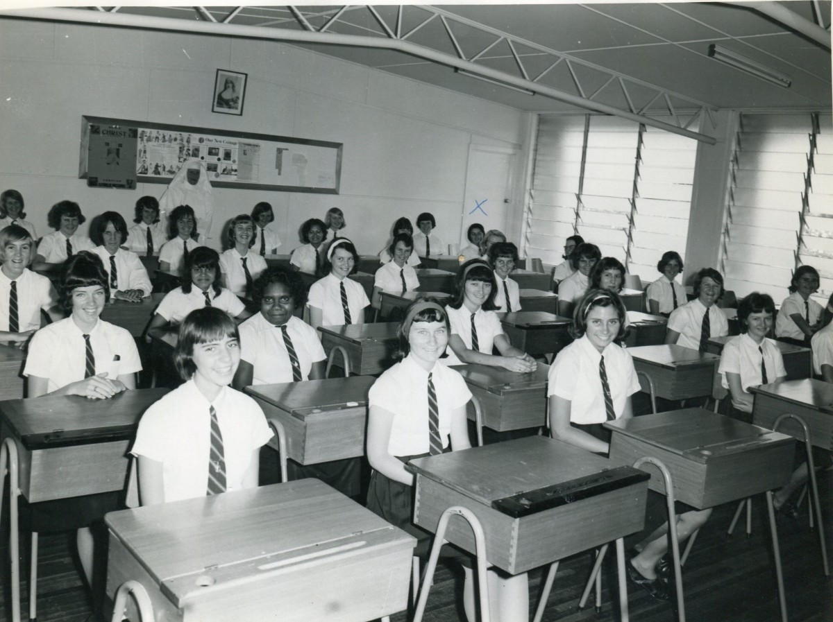 Emmaus College Rockhampton - The History of our College